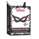 Antifaz y máscaras Bondage Fetish Masquerade Mask